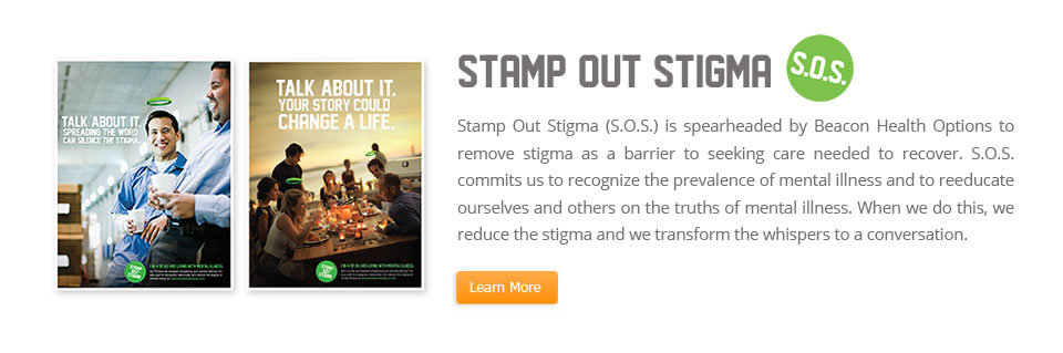 STAMP OUT STIGMA (S.O.S.): Learn More